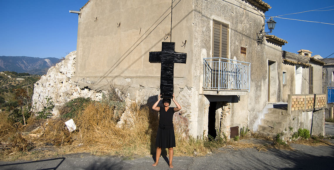 BR1-via santo rosario-calabria 2014 graffiti facebook