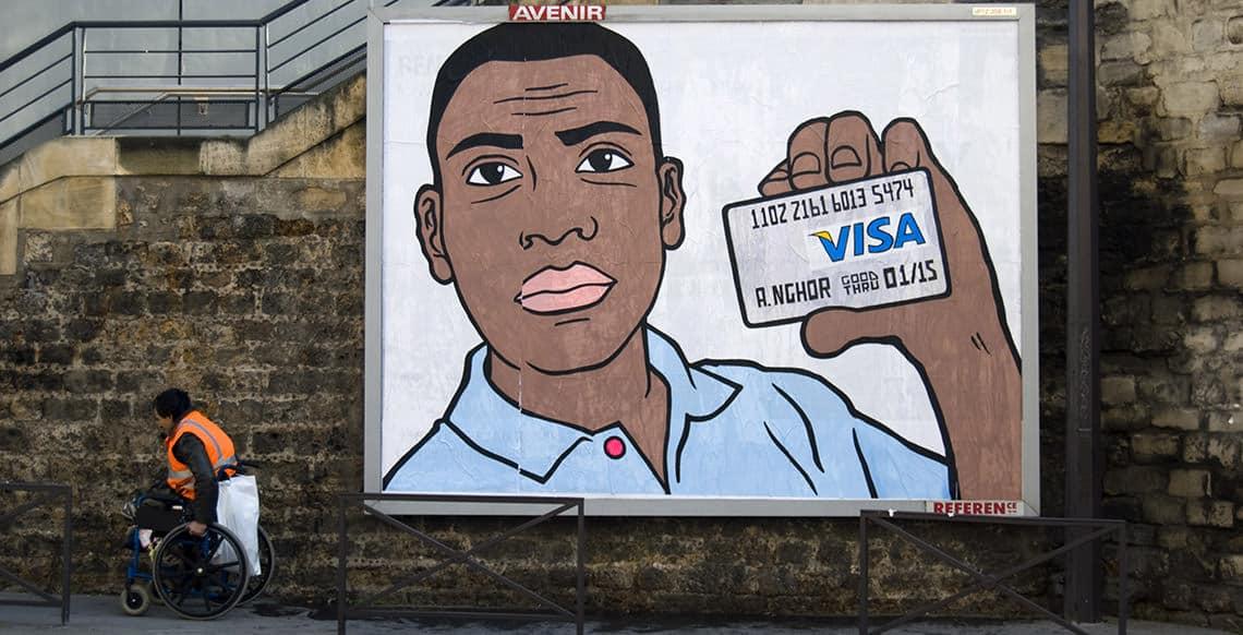 BR1-visa denied-paris 2014 graffiti facebook