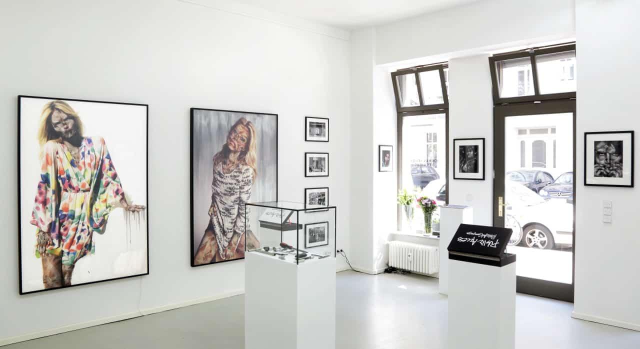 Popup Gallery Berlin Mitte