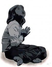 Alias · Praying Girl