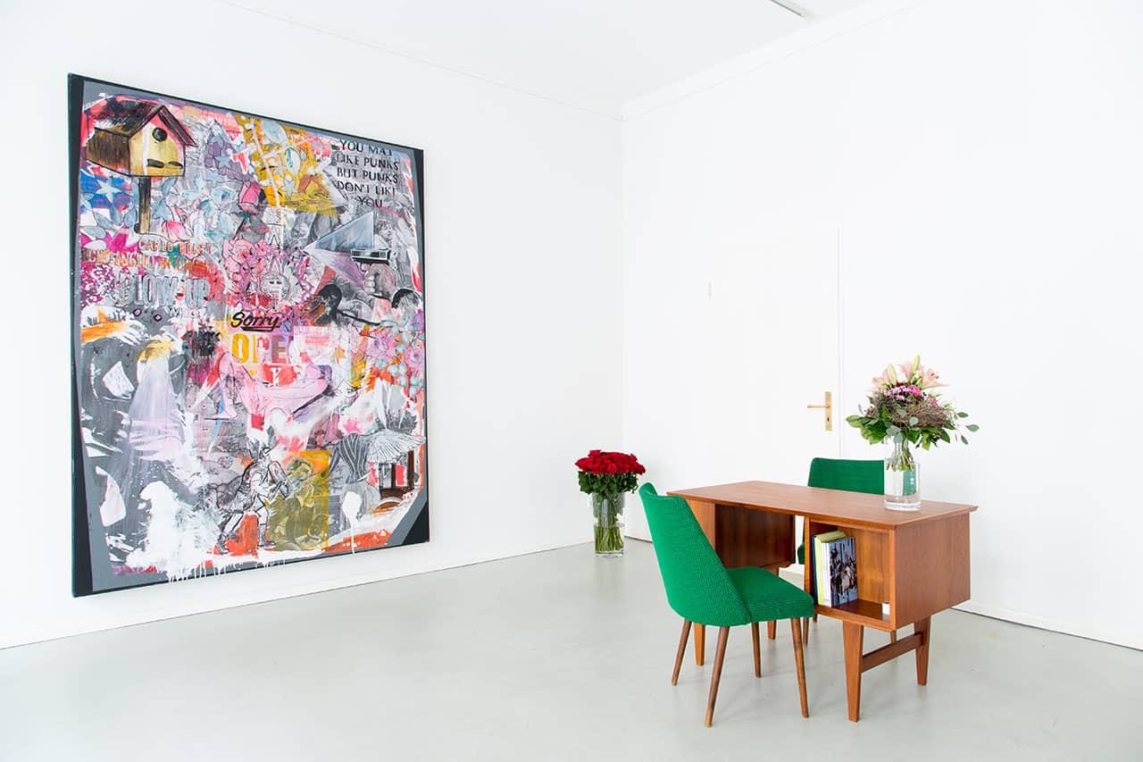 Anton Unai Thorns In Roses
