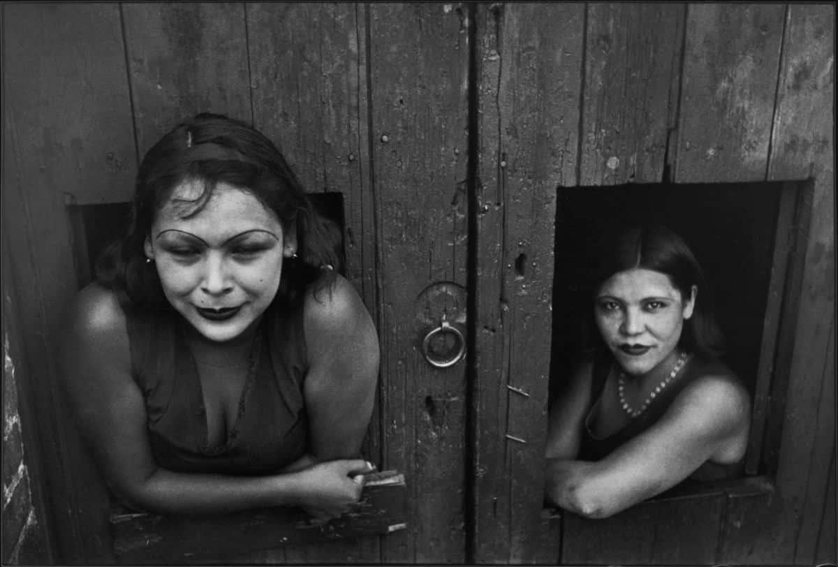 Henri Cartier-Bresson - Calle Cuauhtemoctzin, 1934 - Image via finlandtoday.fi 2016