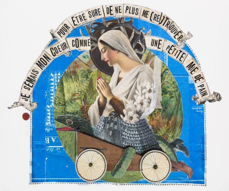 Madame Mie de pain (Print)