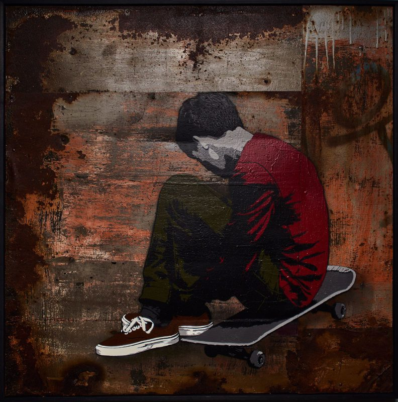 Alias · lonely skater