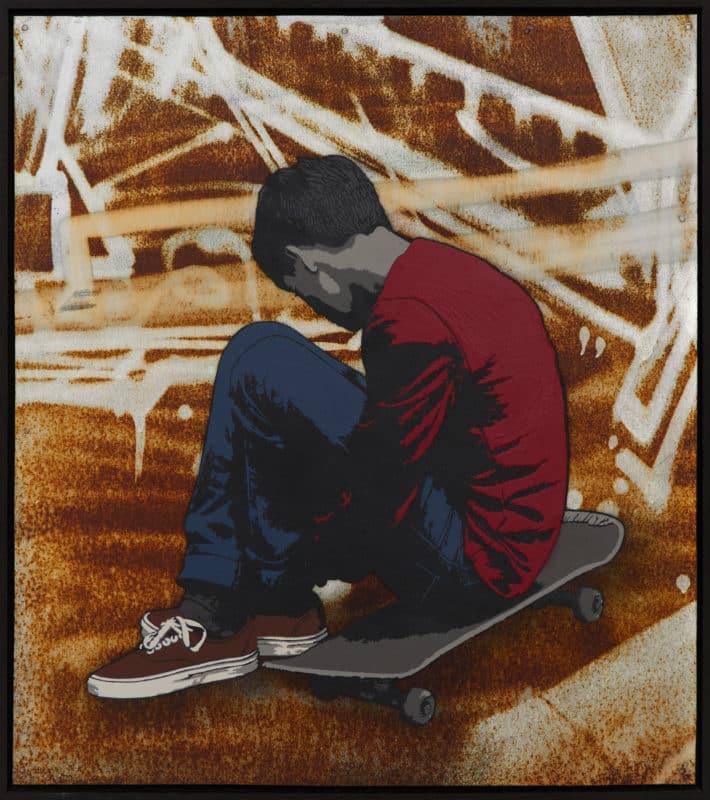 alias lonely skater
