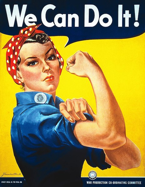 j howard miller we can do it poster 1943