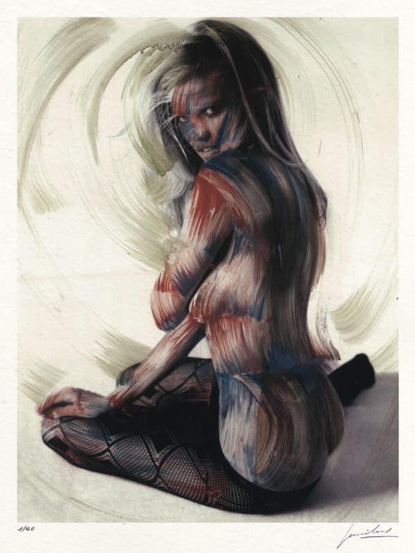 Print–Ulysses-and-the-Mermaid-28-x-37,3-cm