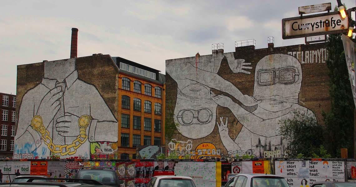 Street Art As the Omen of Gentrification